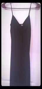 EUC Guess brand sexy little black dress
